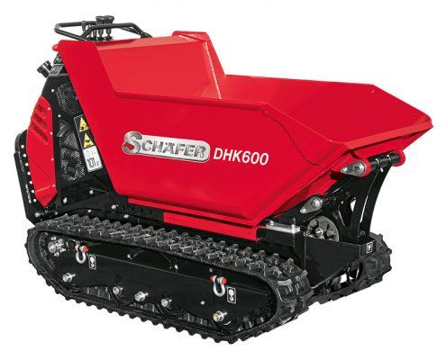 Dumper DHK 600 D